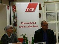 Monique Menzel und Volker Euskirchen