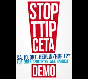 TTIP CETA STOPPEN!